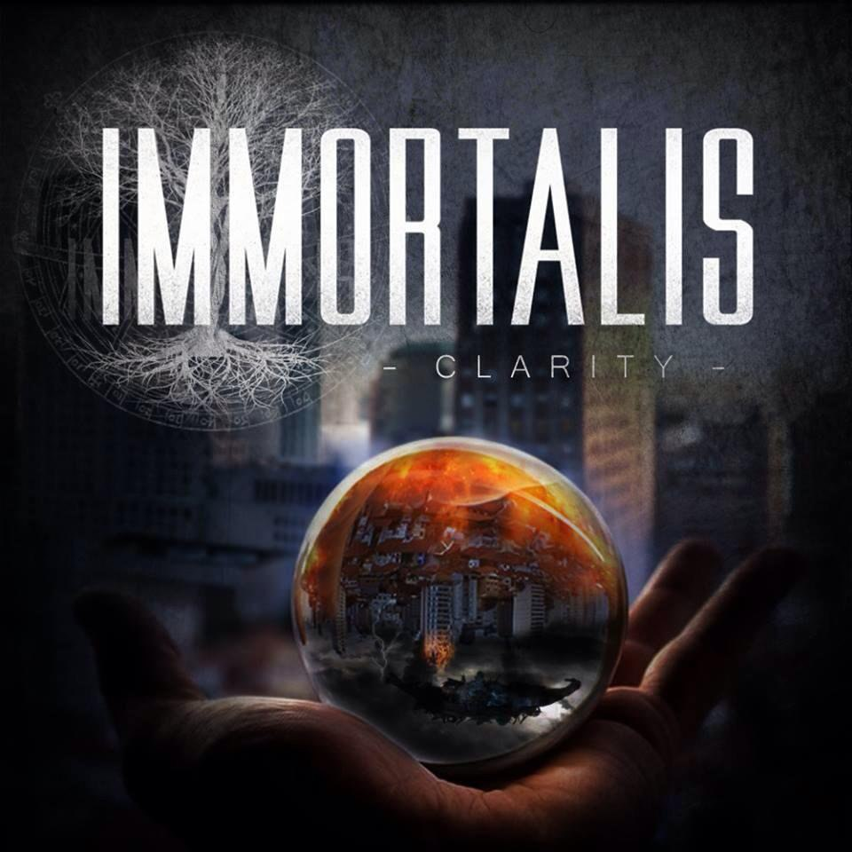 Immortalis - Clarity  (EP) (2015)