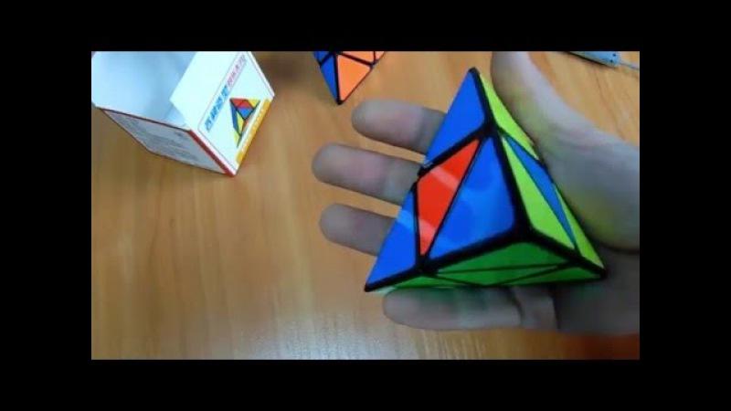 Пирамидка 2х2 (пираморфикс 2х2) Shengshou - обзор головоломки, купить