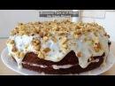 Торт за 10 минут Время для Выпечки Домашний и Очень Вкусный Homemade cake, English Subtitles