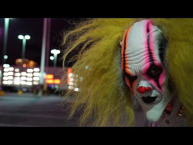Killer Clown 6 Scare Prank - Episodes From Vegas