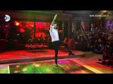 Бурак Озчивит (Burak Özçivit) танцует турецкие народные танцы Зейбек и Хармандалы на передаче