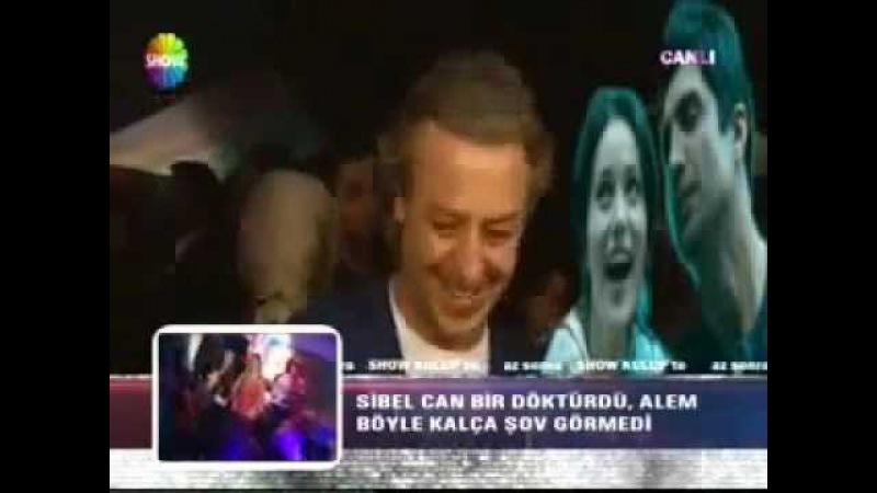 Evim Sensin Galası-Show Kulüp Özcan Deniz-Fahriye Evcen