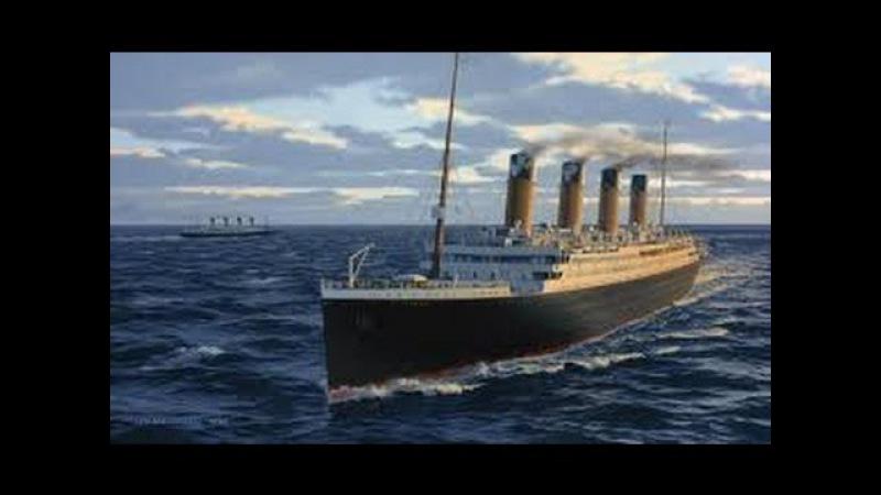 Документальный фильм про Титаник.