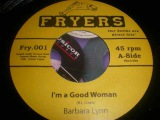 barbara lynn-i'm a good woman.wmv