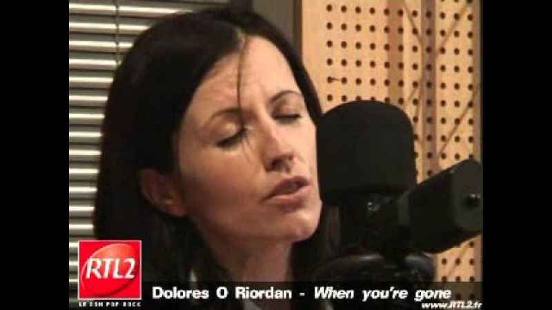 Dolores O'Riordan When You're Gone