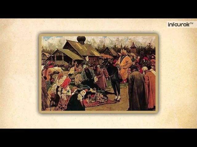 Золотая Орда в XIII-XIV веках | Всемирная история 6 класс 50 | Инфоурок