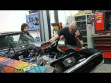 1970 Dodge Charger in Europe...First Engine Start
