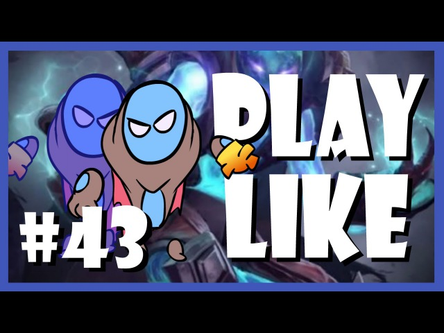 43 Play like ARC WARDEN (Dota 2 Parody)