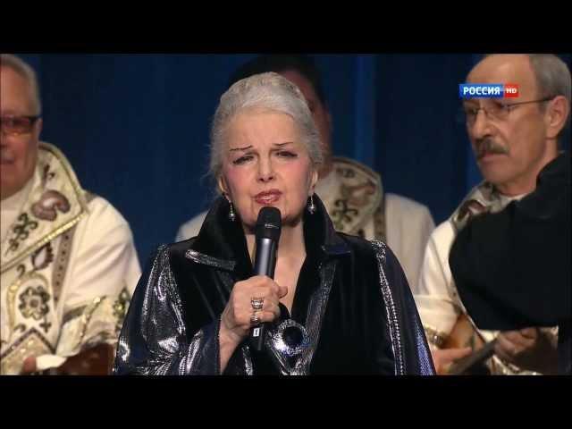 Элина Быстрицкая Как упоительны в России вечера