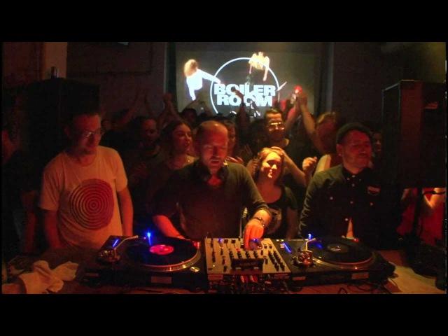 Sven Väth Boiler Room Berlin Groove Magazine DJ set