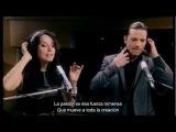 Sarah Brightman duet with Fernando Lima - Pasi
