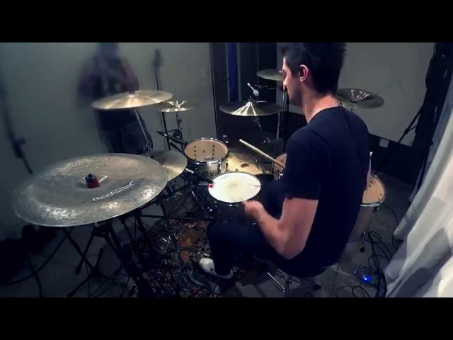 Bullet For My Valentine - Waking The Demon ● [Drum Cover]
