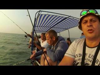 Морская рыбалка на искуственные приманки от Михалыча. Черное море. Затока. Днестровская банка