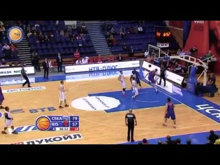 Play of the Day: Andrey Vorontsevich (CSKA)
