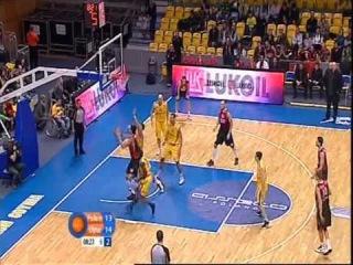 Highlights: Asseco Prokom - Lietuvos Rytas