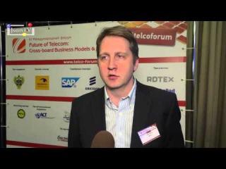 Connectica Lab. Future of Telecom - Алексей Чурин, SAP: Рынок облачных B2B-сервисов
