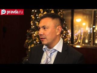 Смотрите новогоднее онлайн видео обращение Кости Дзю к болельщикам и поклонникам