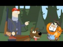 Мультик Овечки Холли и Долли: Долли и Холли в лесу