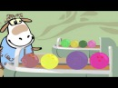 Мультик Овечки Холли и Долли: Холли и Долли играют в боулинг