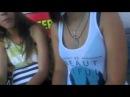 В Крыму девушку заставили снять кулон с гербом Украины