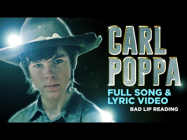CARL POPPA Lyric Video