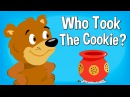 Who Took The Cookie Nursery Rhyme Super Simple Songs