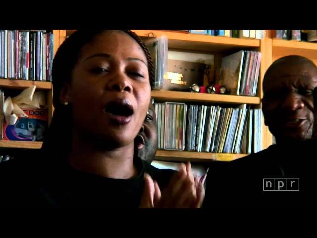 Soweto Gospel Choir NPR Music Tiny Desk Concert