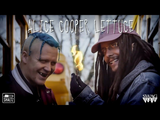 SWAG TOOF - Alice Cooper Lettuce