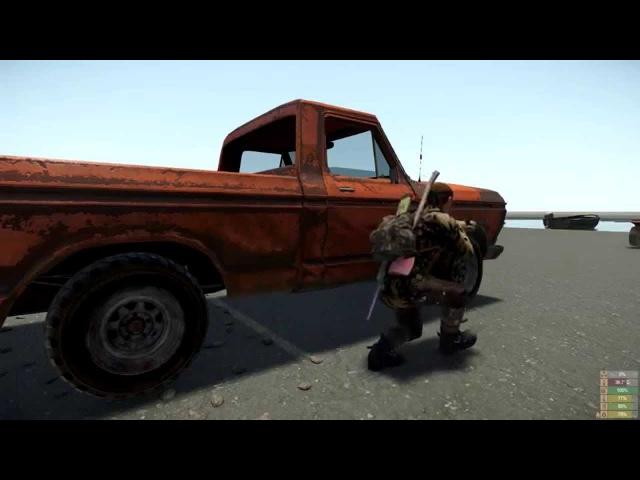 Miscreated - Тест снайперских боев