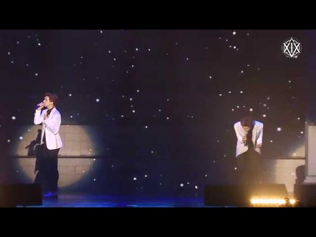 빅스(VIXX) Boys' Record back to the HEX-SIGN 'UNIT.1 - 차가운 밤에 (LEO KEN)'