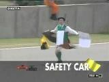 Formula 1 Track Invasion - Cornelius Horan - Silverstone 2003