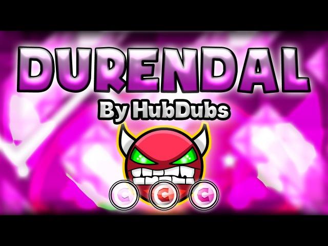 PALADIN V2! Geometry Dash [2.0] (Demon) - Durendal by HubDubs - GuitarHeroStyles