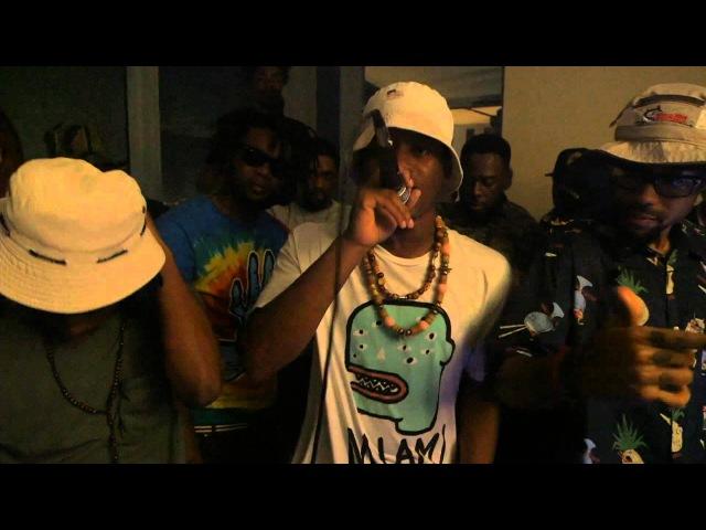 Denzel Curry - STRICTLY 4 MY R.V.I.D.X.R.Z. live at Boiler Room Rap Life Miami