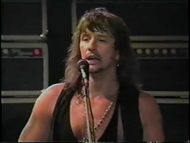 Richie Sambora - Stranger In This Town (Seoul 1995)