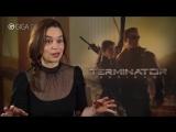 ИНТЕРВЬЮ: Интервью Эмилии Кларк для «Giga Film»
