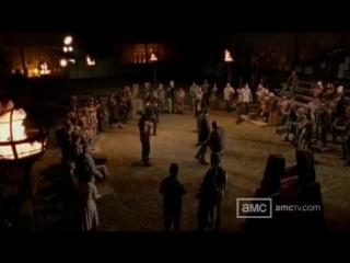 Ходячие мертвецы/The Walking Dead (2010 - ...) Фрагмент №1 (сезон 3, эпизод 9)