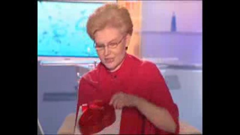 Здоровье (Первый канал, 07.05.2006) Как провериться на рак, удаление миомы матки во время беременнос