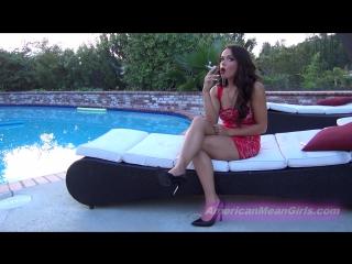 Princess Carmela - Smoking And Ignoring