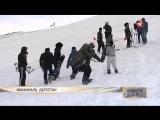 В Дагестане проходит турнир по стрельбе из лука на сноуборде