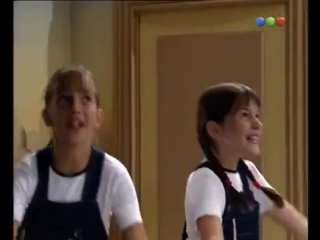 4 серия Детвора (Chiquititas 2000)