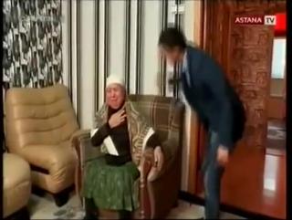 Қатыгез келін, Тасбауыр бала! Жана Казакша кино