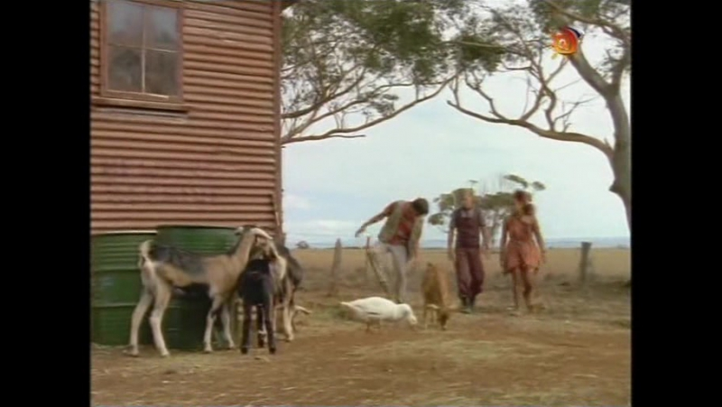 Грозовые камни / Thunderstone (1-й сезон, 10-я серия) (1999-2000) (фантастика, фэнтези, приключения, семейный)
