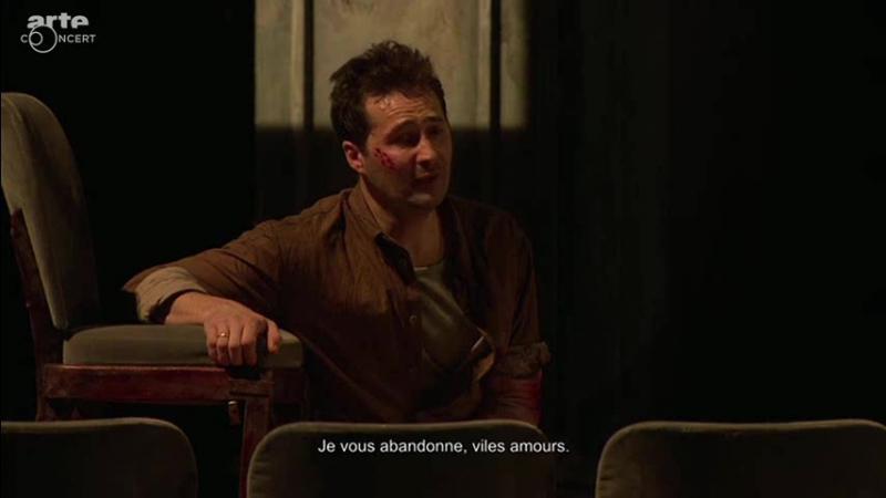 Christophe Dumaux - Vadasi...Già dagli occhi il velo è tolto (Farnace)