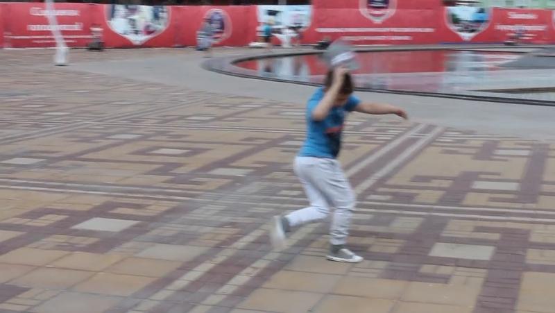 12.06.2015 Саранск Площадь тысячелетия