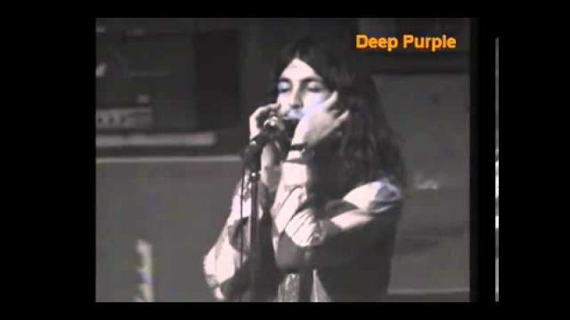 Deep Purple Lazy Live 1972