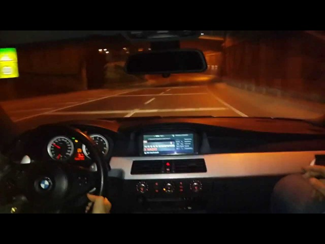 BMW M5 E60 Drifting With Girls (Harun Taştan)
