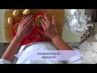 Тарталетки со сладким кремом из яиц цесарки