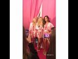 "Victoria's Secret on Instagram: ""@hoskelsa @angelcandices @iza_goulart #elsahosk #candiceswanepoel #izabelgoulart #victoriassecret #vsfs2015 #vsfashionshow"""