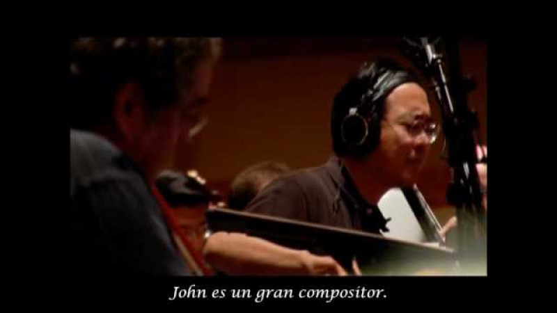 John Williams is scoring Memoirs of a Geisha