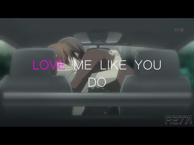 Sekai Ichi Hatsukoi AMV - Love Me Like You Do - Takano X Onodera